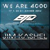 Jim Kashel @ We Are 4000 (28-12-2014) www.centergroove.net