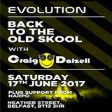 Craig Dalzell Live @ Evolution : Heather Street, Belfast [17.06.17]