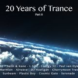 20 Years of Trance Part II