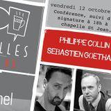 Des Livres et vous, la chronique - Philippe Collin: radio et scenario, pour lui ça rime !