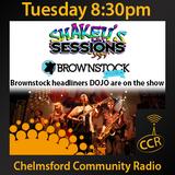 Shakey's Sessions - @CCRShakey - Shakey - 26/08/14 - Chelmsford Community Radio