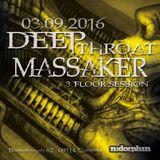 Sacrifice @ Deep Throat Massaker 5 3.9.16 Ndorphin Chemnitz