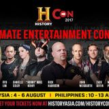 """History Con Malaysia 2017 with """"Horny"""" Mike and Justin Mott on AFO LIVE"""