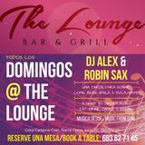Domingos @ The Lounge 15 June 2018