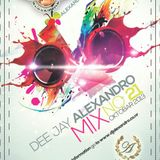 Mix No. 21 (Oktobar 2013) mixed by Dj Alexandro