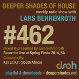 Deeper Shades Of House #462 w/ exclusive guest mix by Kat La Kat