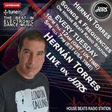 Hernan Torres Presents Sounds & Frequencies Live On HBRS  24 - 10 - 17