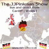 The JJPinkman Show [LIVE FROM CARDIFF - No.8]