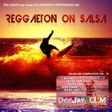 Reggaeton on Salsa Mix Vol. 19