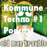 Podcast Techno Kommune #1