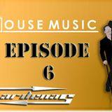 CARDENAS DJ - EPISODE 6 (HOUSE 2015)