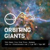 Orbiting Giants #88 w/ Tobi Hewer