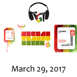 """Reggae Transfusion"" on KGNU Community Radio [03-29-2017]"