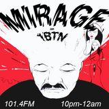 Mirage Italo Radio on 1BTN: May 24th 2018