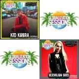 Globalization Sessions Ep. 49 w/ Kid Kobra & Vermilion Bird