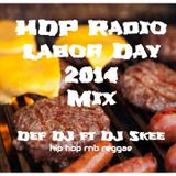 HDP Radio - Labor Day Mix 2014
