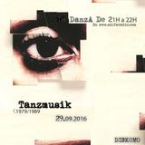 TanzMusiK 1979/1989 DISKOMO 29.09.2016