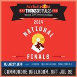 DJ Adam Doubleyou - Canada - Vancouver National Finals