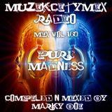 Marky Boi - Muzikcitymix Radio Mix Vol.160 - Pure Madness