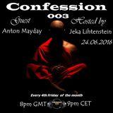 Jeka Lihtenstein-Confession 003 on TM Radio (24 June 2016)