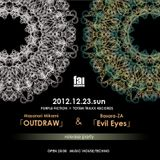 Live mix at fai aoyama (23rd Dec 2012)