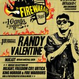 HiLight @Fire Warriors 10th BirthdayBash - Vic - 15/03/2014