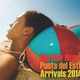 HERNAN NUNZI Punta del Este arrivals 2014 day