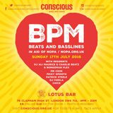CONSCIOUS PRESENTS BPM BROKEN PROMO MIX