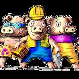 Era uma Vez...os três porquinhos
