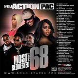 DJ ACTION PAC - MOST REQUESTED 68