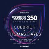 Enhanced Sessions 350.5 - Cuebrick & Thomas Hayes