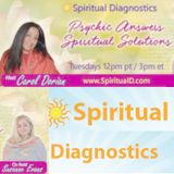 Spiritual Diagnostics Radio - Psychic Answers & Spiritual Solutions: Choosing and Letting In the Rig