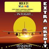 DJ QUALIFI_EXTRA CREDIT_MIX#31:IN FLIGHT