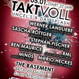 *** Live Cut - TaktVoll 05.01.13 *** by Werner LandLiebe @ LandLove Music