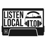 Listen Local T.O. Mixtape Vol. 3