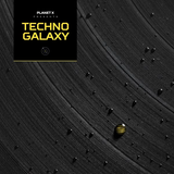 PLANET X presents Techno Galaxy Radio Show 003 Part 2 (with guest Tek!Now!) 22.12.2018