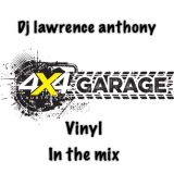 dj lawrence anthony 4x4 vinyl garage in the mix 318