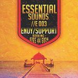 Essential Sounds E003