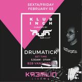 Drumatick . Klub Inch Mix (February 2017)