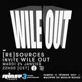 WILE OUT MEGA MIX |Resources Radio | Rinse France - 01/24/17