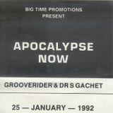 GROOVERIDER & DR S GACHET APOCALYPSE NOW