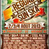 Extrait Live-Reggae Sun Ska 2013