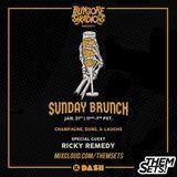 Ricky Remedy @ Sunday Brunch - BUYGORE Radio 01-21-2018