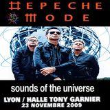 Depeche Mode @ Halle Tony Garnier, Lyon, France, 23.11.2009