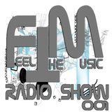 Luis Vela - Feel The Music Radio Show 001