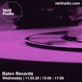 Batov Records - DJ Kobayashi - 11th March 2020