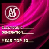 Alexander Shevtsov - Electronic Generation - Year Top 20 (24.12.2018)