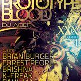 Art Style : Techno | Prototype Blood With DJ Áder | Episode 30 [Part 3] : Brishna