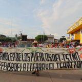 Charla con la asamblea de pueblos del Itsmo en  Radio Zapote / Vida SÍ, Eólicas No.