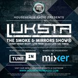 Luksta Smoke and mirrors april 19